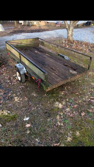 8ft by 4ft Trailer with no title for Sale in Summerfield, NC