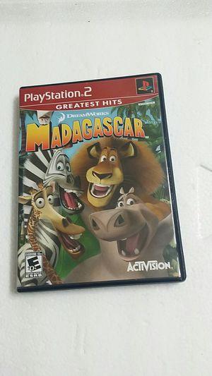 Madagascar, PS2 for Sale in El Cajon, CA
