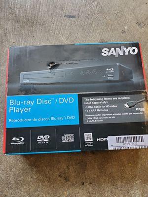 Blu-ray DVD player for Sale in Bonney Lake, WA