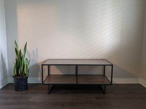 Small entertainment center / TV table / Coffee table for Sale in Tacoma, WA