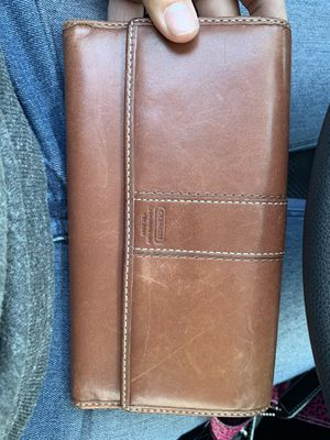Authentic coach wallet for Sale in Los Angeles, CA