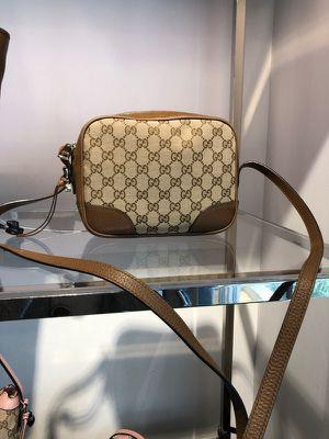 Gucci - Bree Original GG Canvas Disco Bag, Beige for Sale in Newark, CA
