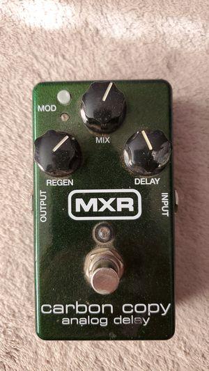 MXR Carbon Copy Delay for Sale in Puyallup, WA