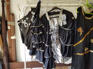 Latin professional dance costumes for Sale in Naples, FL