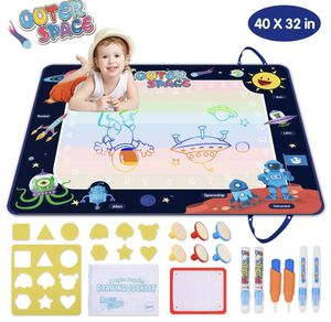 Double Sided Water Drawing Mat 40 x 32 Inch for Kids with 20 Accessories for Sale in Columbia, MO
