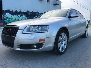 Audi A6 2007-$5500 for Sale in Miami, FL