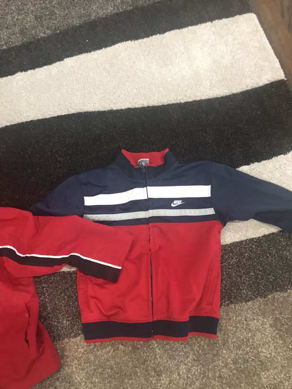 (2) Size 3T Nike Zip Up Jackets