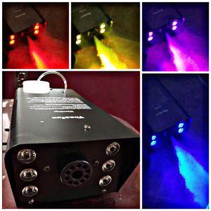 MULTICOLOR LED FOG MACHINE 🎨 for Sale in Newport News, VA