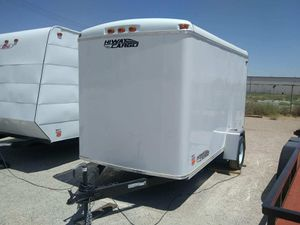 Carson HiWay Cargo enclosed Trailer 2020 for Sale in Hesperia, CA