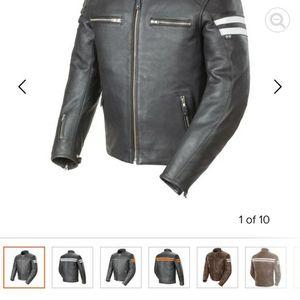 Joe Rocket Classic '92 Leather Jacket for Sale in Ridgefield, WA