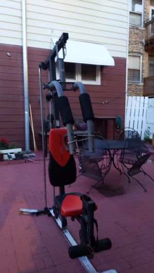 WeiderPro 6900 Exercise machine for Sale in Chicago, IL