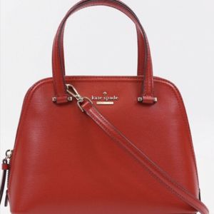 Kate Spade ♠️ Small Red Chilli Bag. for Sale in Fontana, CA
