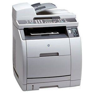 HP Color LaserJet 2840 All-in-One. Works but needs new fuser sleeve. for Sale in San Leandro, CA