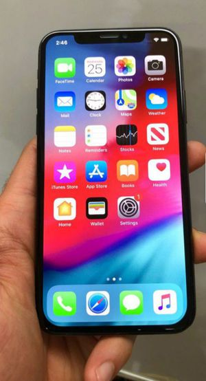 iphone X for Sale in Renton, WA