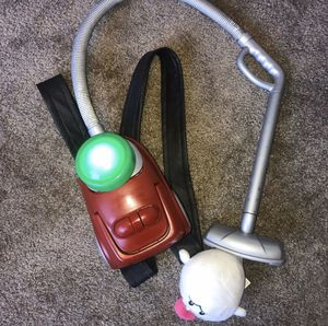Luigis Mansion Poltergust Cosplay Vacuum for Sale in Las Vegas, NV