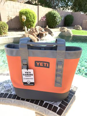 New - Yeti Camino Carryall - Coral for Sale in Surprise, AZ