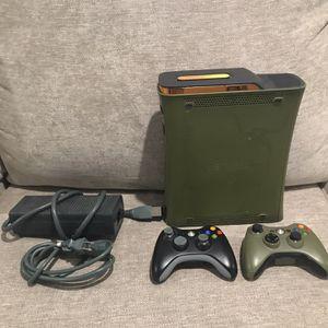 Xbox 360 Halo 3 Console & 5 Games for Sale in Plano, TX