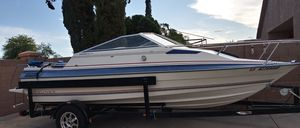 1985 Bayliner Cubby Cabin Cruiser Boat for Sale in Peoria, AZ