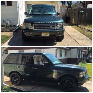 "2003 Range Rover HSE, 22"" rims for Sale in Philadelphia, PA"