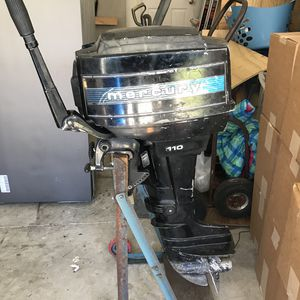 Mercury 9.8hp Outboard Engine for Sale in North Port, FL