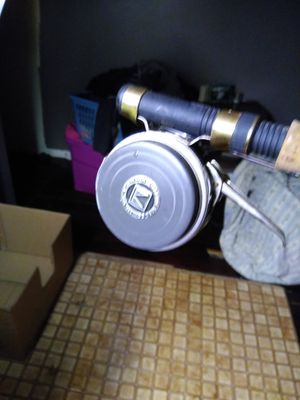Martin fly reel and fly rod for Sale in Highland Charter Township, MI