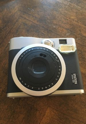 Instax mini 90,works perfectly,just needs a battery,and you also need film if you want the picture to come out for Sale in Citrus Heights, CA