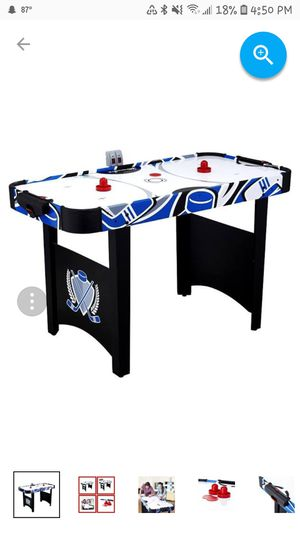 Air hockey table for Sale in Sigourney, IA