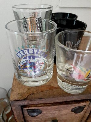 Kentucky Derby Shot Glasses for Sale in Orlando, FL