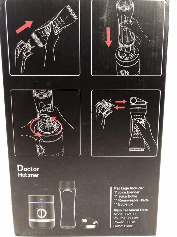Professional Blender (Doctor Hetzner)
