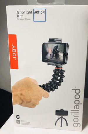 Joby GorillaPod Grip Tight Action Kit for Sale in Washington, DC