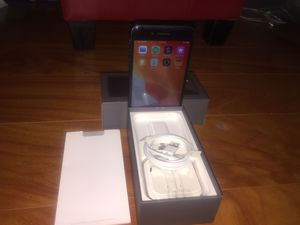 Factory unlocked iPhone 8 Plus 256gb iPhone (PRODUCT)BLACK™ for Sale in Tacoma, WA