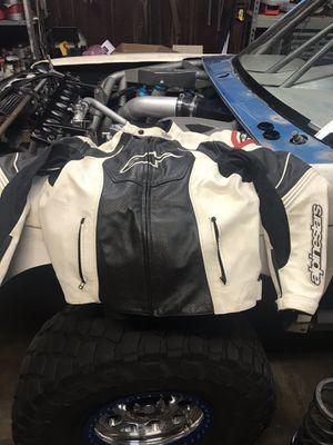 Alpinestars gpr moto leather jacket for Sale in West Covina, CA