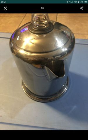 Farberware stainless steel coffee or tea maker brand new out of the box paid $30 for it asking $20 for Sale in Lynwood, CA