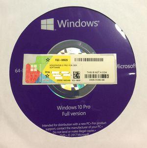 Windows 10 Pro for Sale in Fort Lauderdale, FL
