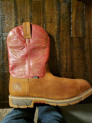 Redwing work boots for Sale in Austin, TX