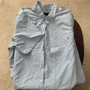 Ralph Lauren Oxford Button Up. Size 3XL for Sale in Alexandria, VA