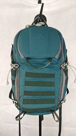 Clamshell Zippered Backpack With Molle Grid, Hydration Sleeve, Laptop Sleeve for Sale in Monroe, NC