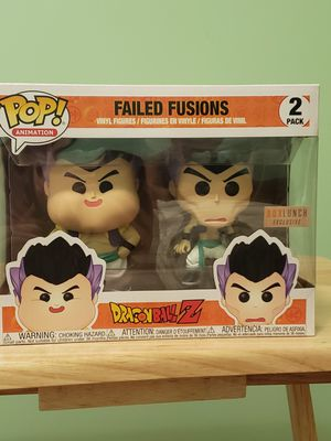Funko Pop Dragonball Z Failed Fusions for Sale in The Bronx, NY