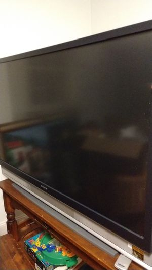 Sony grand Wega 55 inch 1080p tv for Sale in Vienna, VA