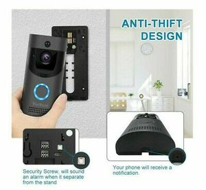 TONBUX Smart Video Doorbell, WiFi Security Camera, Two-Way Communication. for Sale in Los Angeles, CA