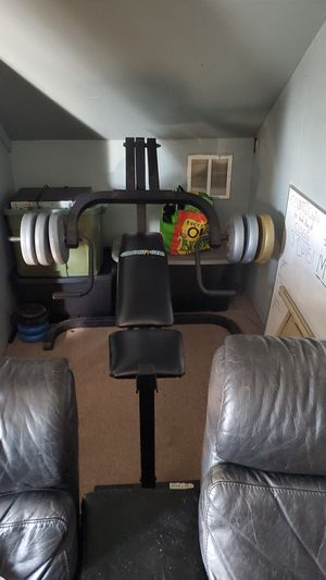 Weight bench for Sale in Haverhill, MA