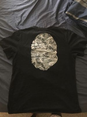BAPE Shirt M and Christian Louboutin 42 for Sale in Detroit, MI