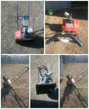Electric snowblower for Sale in Denver, CO