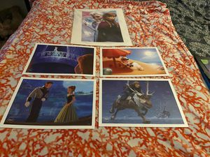 Frozen lithographs for Sale in Roseville, CA