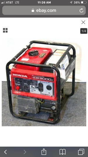 Honda generator for Sale in Indianapolis, IN