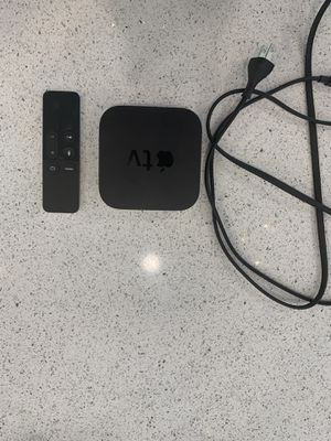 Apple TV for Sale in Richardson, TX