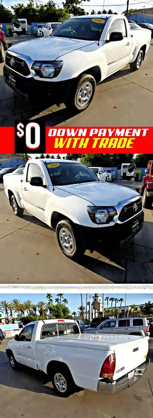 2014 Toyota TacomaRegular Cab I4 5MT 2WD for Sale in South Gate, CA