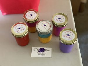 5 for $30! Handmade Candle Sale for Sale in Mount Rainier, MD