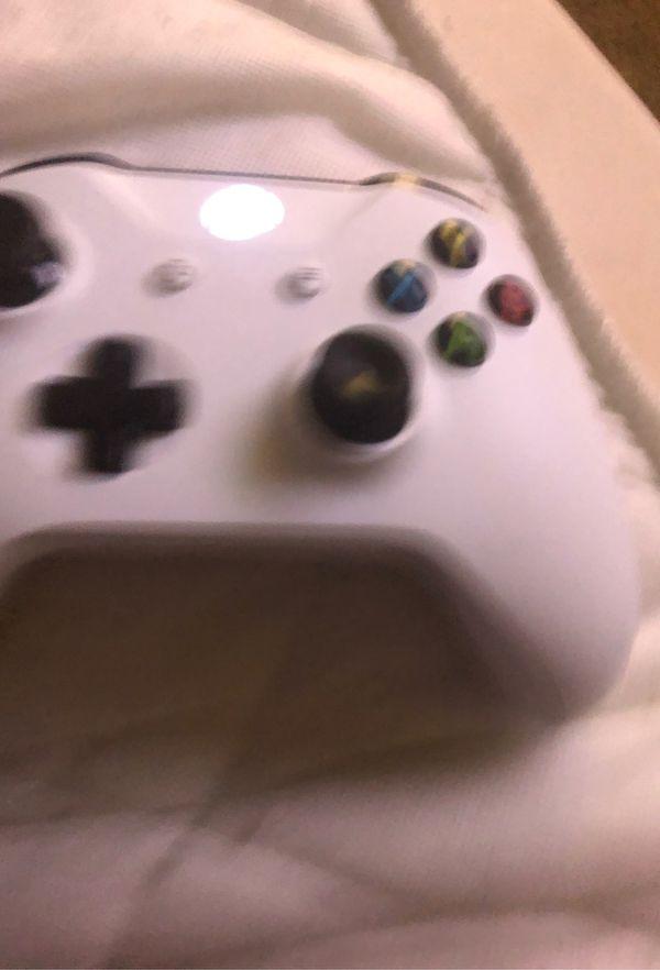 Xbox one control new