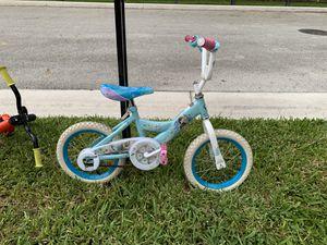 14in girls bike for Sale in Davie, FL